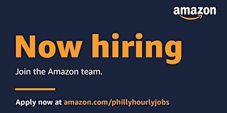 Amazon Jobs Philadelphia Virtual Info Session tickets