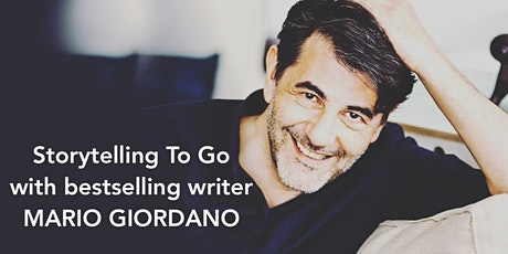 Storytelling To Go with bestseller-writer Mario Giordano (in English) Tickets