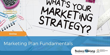 Marketing Plan Fundamentals tickets