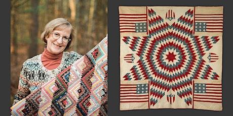 Textiles of the Homefront: Virtual Talk by Lynne Zacek Bassett tickets