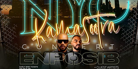 Kamasootra Concert in NY tickets