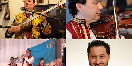 Diasporic Dialogues: Bukharian+Crimean Traditions in the City of Immigrants tickets