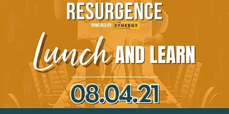 Synergy Link Resurgence Series - Creating Your Customer Journey tickets