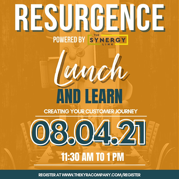 Synergy Link Resurgence Series - Creating Your Customer Journey image