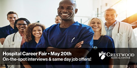 Hospital Career Fair tickets