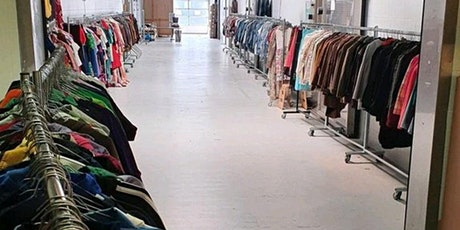 Private Shopping op De Vintage Kilo Sale 16 mei 13/14.30 uur tickets