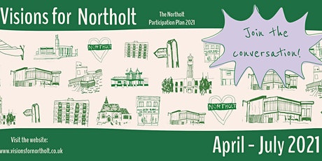 Mapping Northolt - Visions For Northolt Workshop tickets