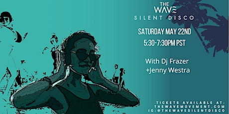 Santa Monica Sunset  Silent Wave with Jenny Westra  // May 22 tickets