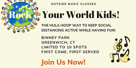 Rock Your World Music Class for Kids tickets