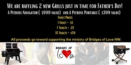 Online Fundraiser for Bridges of Love NW tickets