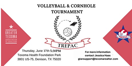 Volleyball & Cornhole Tournament tickets