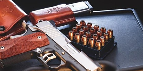 Introduction to Firearm Safety and Concealed Carry Course tickets