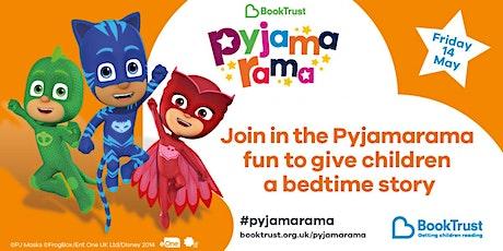 Pyjamarama Bedtime Stories tickets