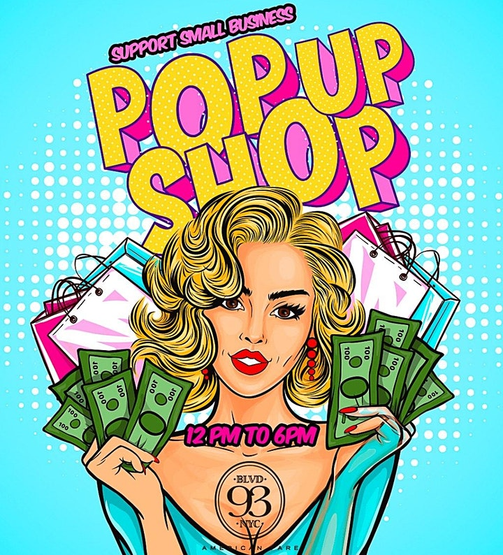 Pop Up Shop - Support  Small Business image