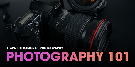 Photography 101 tickets