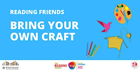 Reading Friends: Art & Craft Club tickets