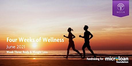 Four weeks of Wellness - Body Positivity tickets