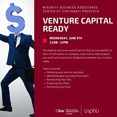 Venture Capital Ready tickets