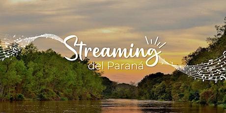 Streaming del Paraná entradas