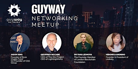 GuyWay Networking Meetup tickets