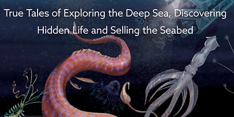 """Sidmouth Sea Fest 2021 Author Talk with Helen Scales  """"The Brilliant Abyss"""" tickets"""
