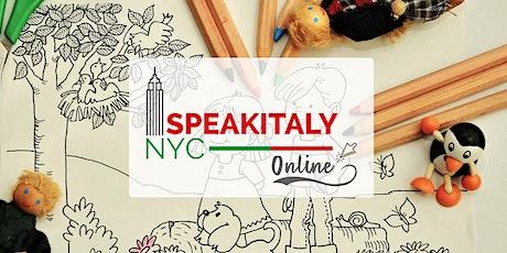 Italian Art and Craft  (Summer Edition) tickets