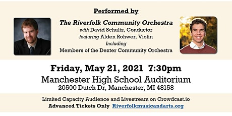 Riverfolk Community Orchestra tickets