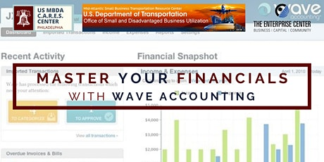 Wave Online Accounting Training tickets