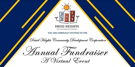 Druid Heights CDC Annual Fundraiser: A Virtual Event tickets