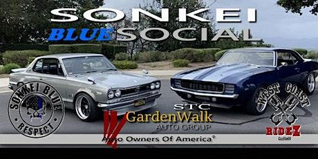 Gardenwalk SONKEI BLUE SOCIAL Auto Show tickets