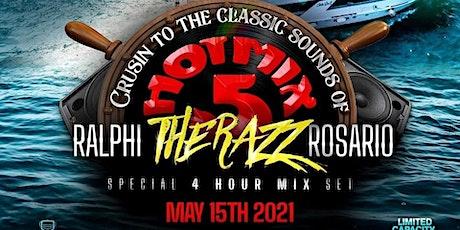 Cruzin To The Classics W/ Ralphi The Razz Rosario on Anita Dee Yacht tickets