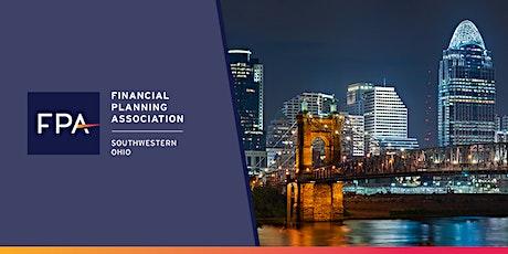 FPASWO Live Webinar - Michael Kitces on Behavioral Finance tickets
