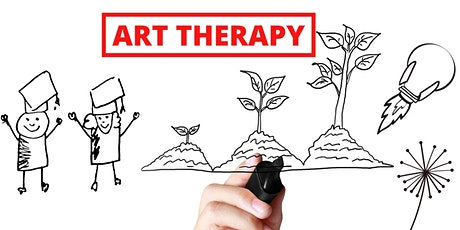 Online ART THERAPY Workshop: Learn  Self-Analysis Through  Art & Drawing tickets