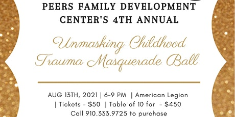 PEERS 4th Annual Masquerade Ball tickets