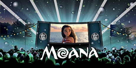 Moana | AfterLight Open-Air Cinema | North Wales tickets
