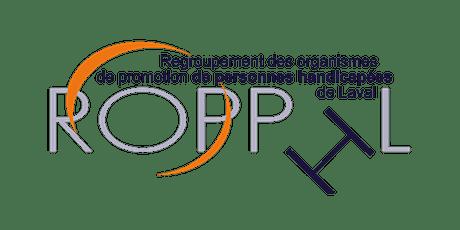 Assemblée générale Annuelle du ROPPHL billets