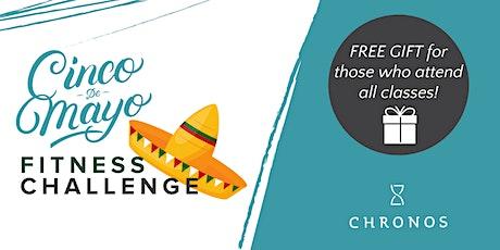 Cinco de Mayo Fitness Challenge tickets