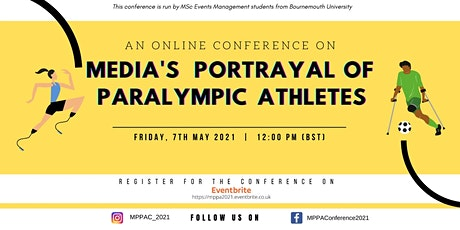 Media Portrayal of Paralympic Athletes online conference tickets