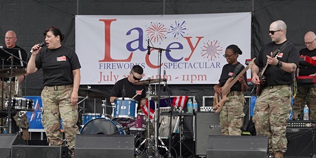 Lacey in Tune - Wa. National Guard - Full Metal Racket tickets