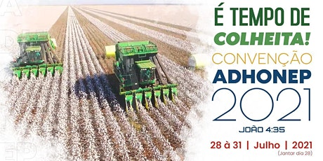 Convenção ADHONEP 2021 ingressos