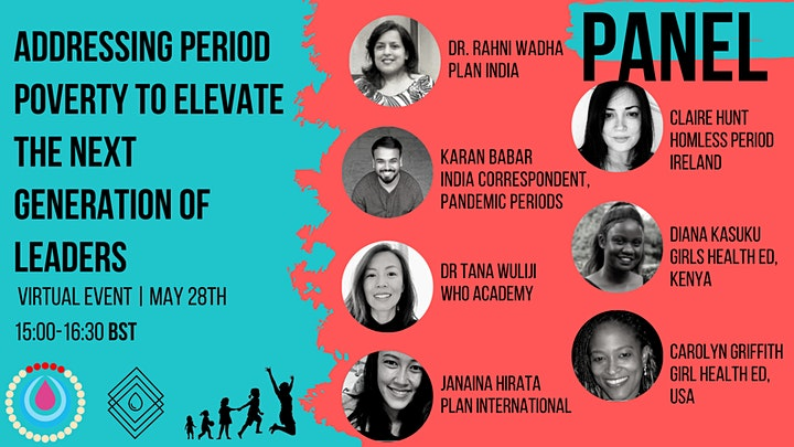 Addressing Period Poverty to Elevate the Next Generation of Women Leaders image