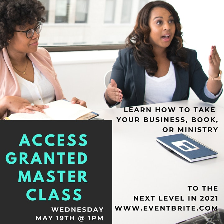Access Granted Masterclass Spring image
