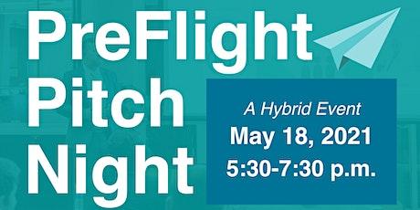 PreFlight Pitch Night 2021.1 tickets