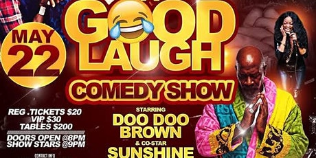 GOOD LAUGH COMEDY SHOW tickets