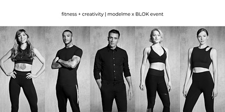 How Fitness Can Encourage Creativity | modelme x BLOK tickets