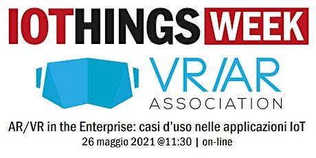 AR/VR in the enterprise - Online tickets