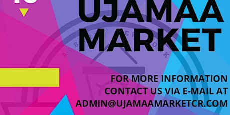 Ujamaa Market May 2021 tickets