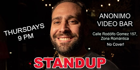 Standup Night in Puerto Vallarta tickets