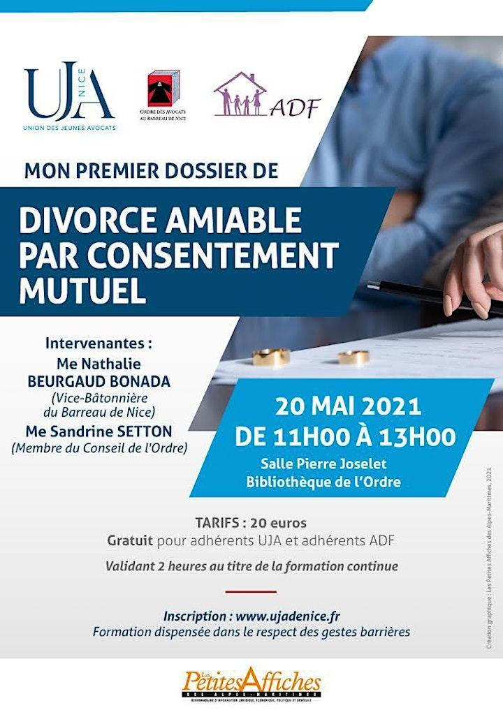 Image pour MON PREMIER DOSSIER DE DIVORCE PAR CONSENTEMENT MUTUEL