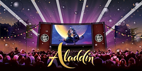 Aladdin | North Wales Open-Air Cinema | AfterLight Events tickets